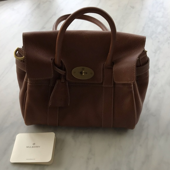 Mulberry Handbags - Mulberry Bayswater mini buckle bag